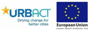 Az URBACT projekt logója
