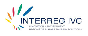 INTERREG IVC - Innovation & Environment Regions of Europe Sharing Solutions logó